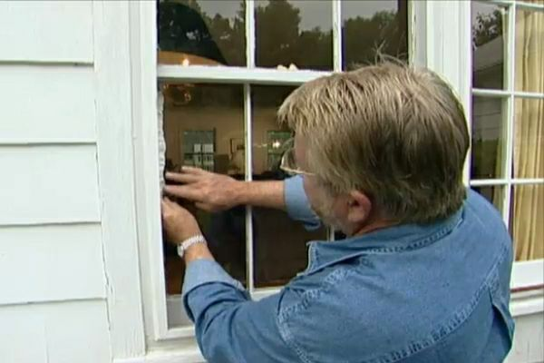 Learn How To Replace A Broken Window Pane Includes