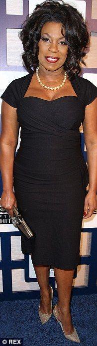 Award-winning fashion: OITNB stars Adrienne Moore, Samira Wiley andLorraine Toussaint pos...