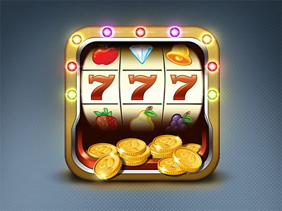 Dribbble - Casino Game iOS by Ivanko