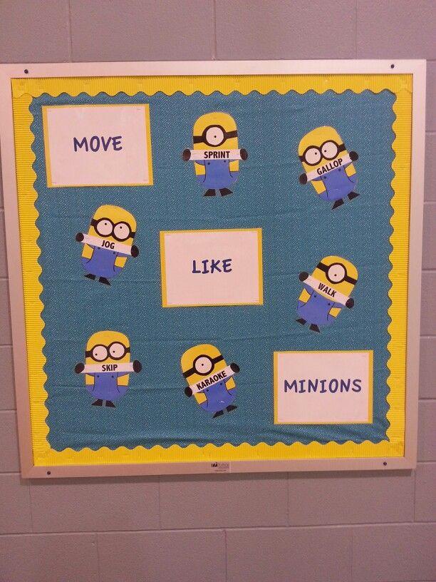 Classroom Pe Ideas ~ Ideas about pe bulletin boards on pinterest team