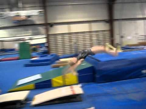 Quick Drills for Fixing Front Handspring Vaults | Swing Big! Gymnastics Blog