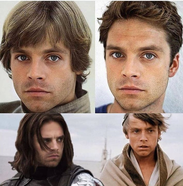 Luke Carioca ou Soldado Infernal? Hahahaha | Mark hamill, Star wars  battlefront, Star wars fandom