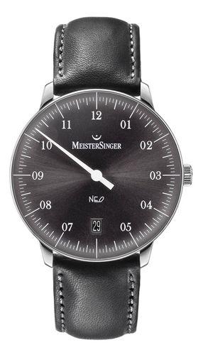 Meistersinger's Markenzeichen? Die Einzeigeruhr - die Ur Uhr