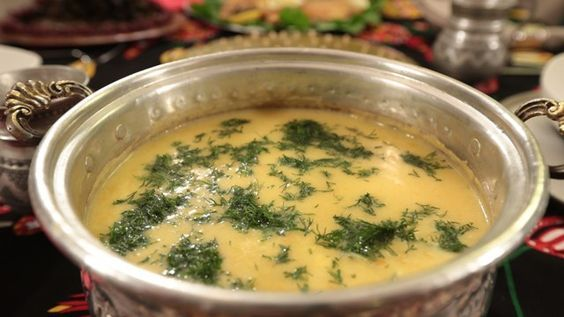 Saray Mutfağı'ndan Hidiv Çorbası | Nursel'in Mutfağından Yöresel Yemek Tarifleri