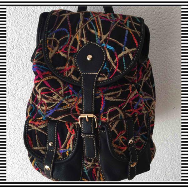 Mochilas y bolsas - bolso - hecho a mano por pikmode en DaWanda