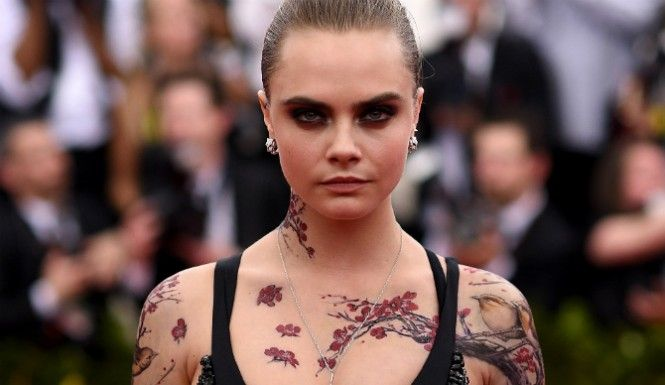 Cara Delevingne Introduced As 'Mother Chucker' For Taylor Swift's 'Bad Blood' Music Video  #caradelevingne #taylorswift #badblood #badbloodmusicvideo #swifties