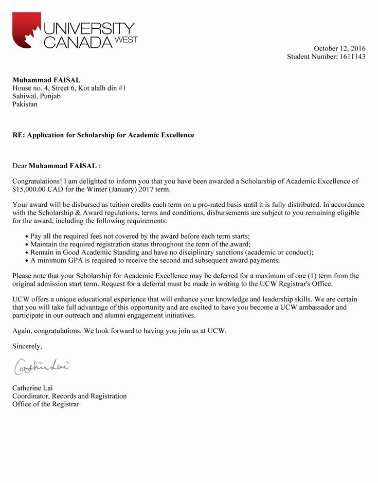 47+ College scholarship recommendation letter template ideas