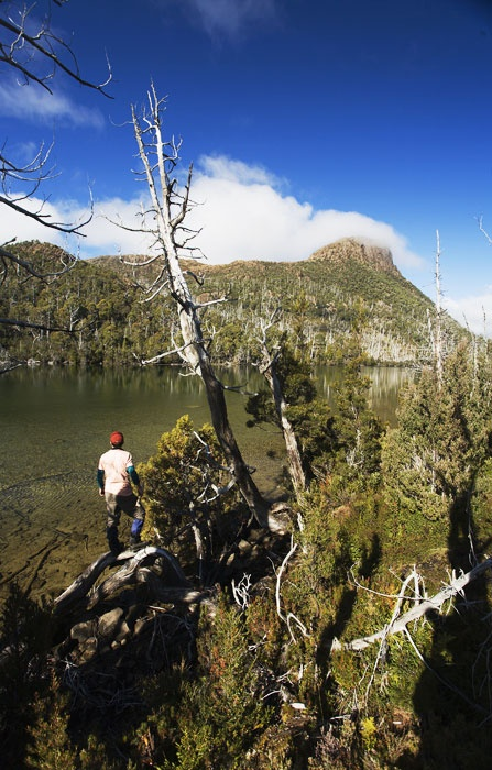 To coincide with the launch of the excellent book, In Season Tasmania – A Year Of Fly Fishing Highlights, co-author Daniel Hackett takes you on a journey through the World Heritage-Listed region on northern Tassie. The Walls of Jerusalem