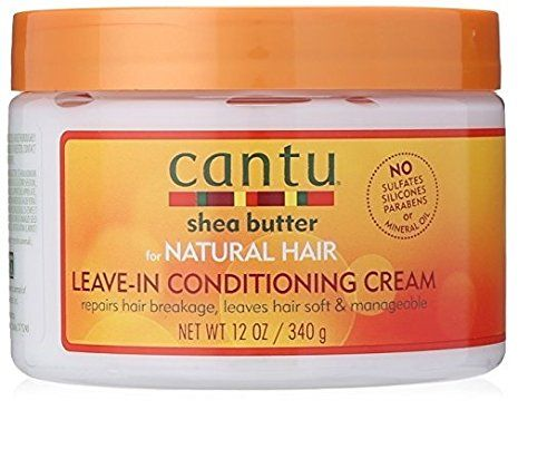 Cantu Shea Butter for Natural Hair Leave In Conditioning Repair Cream, 12 Ounce ** Insider's special review you can't miss. Read more  : Hair Care  Conditioner