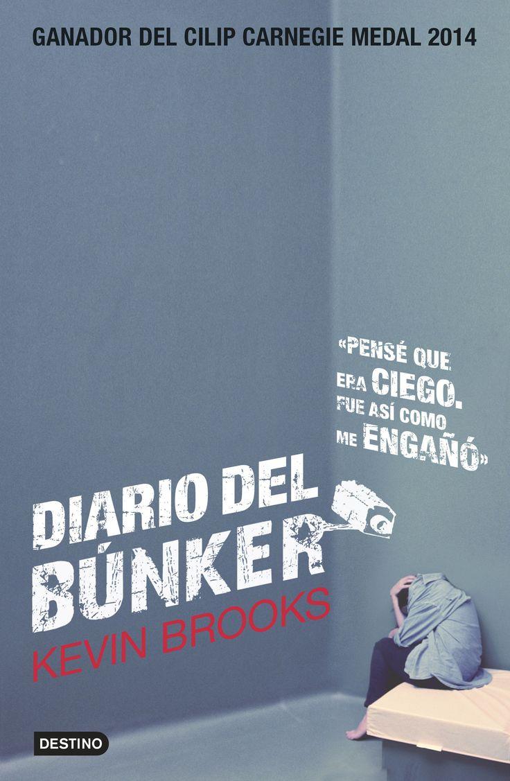 """""""Diario del búnker"""" Kevin Brooks"""