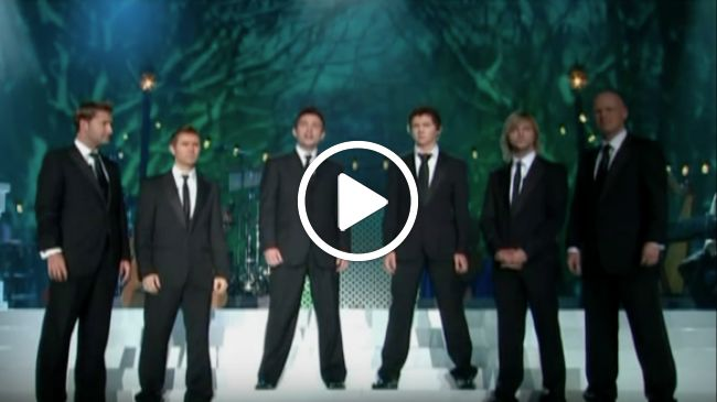 Celtic Thunder Amazing Grace