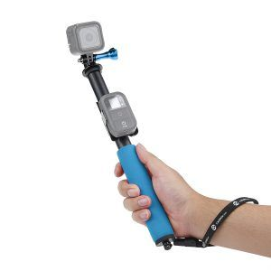 4. CamKix Telescopic Selfie Stick For GoPro Cameras