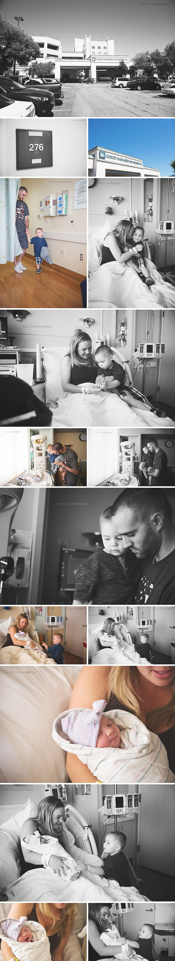 San+Jose+Newborn+Photographer--Heather Avrech Photography #fresh48 #helloworld #hospitalnewbornsession