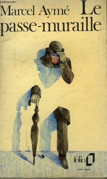 Robert Massin, for Folio Poche, 1972
