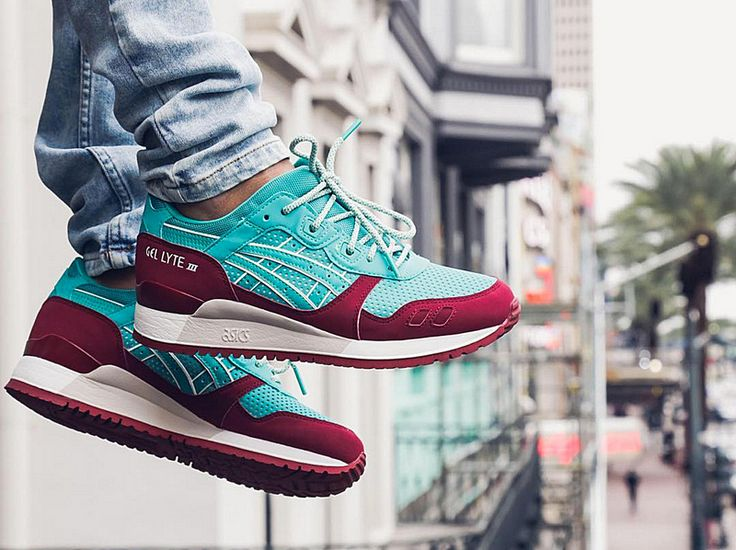 Japanese brand Asics Tiger distills gradually colorways for Spring/Summer  After the very successful