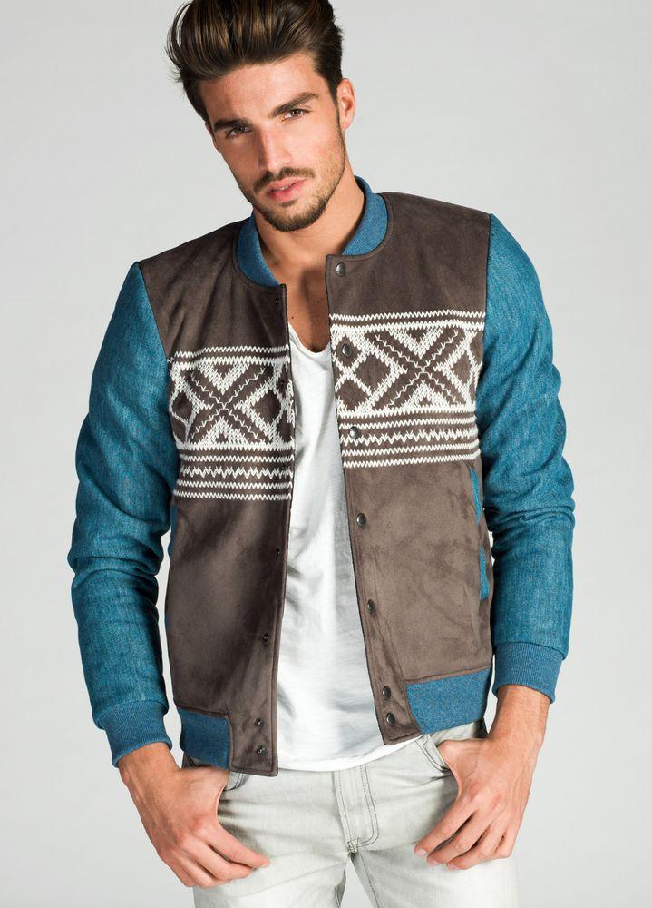 Lumber Jacket Menswear Mariano Di Vaio Fashion Mdv Style