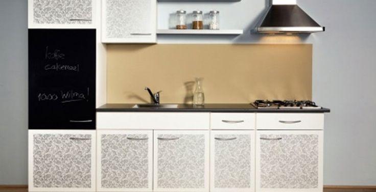 Keuken Pimpen Plakfolie : keuken-vernieuwen-folie-plakken-budgi-goedkoop-bespaar-handig-tip