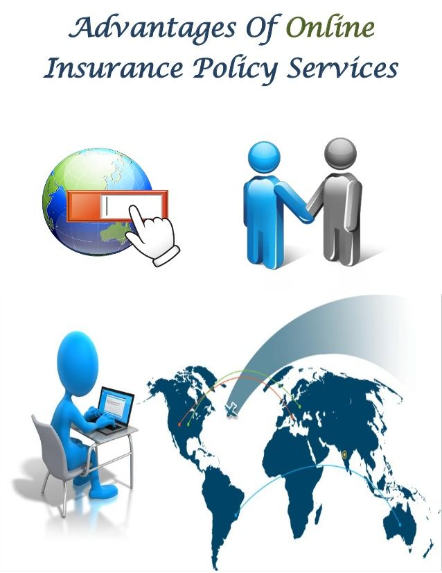 Check out this PDF to know the advantages of online insurance policy services. It is a fact that most of the people use the online portals to purchase products and services. The website helps you to choose a good insurance policy. For more http://www.trueinsurance.com.au