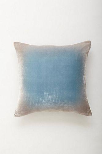 Anthropologie Ombre Velvet Pillow, $188–$198, available at Anthropologie