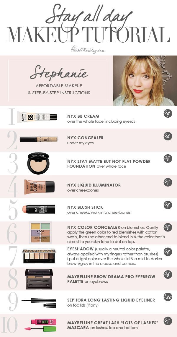 Makeup For Beginners All Day Makeup Tutorial And Beauty Routine Affordable Step By Ste Makeup For Beginners Beauty Routines Makeup Tutorial For Beginners