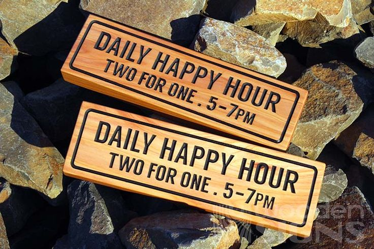 Ivy Bar Happy hour signs, loving the happy hours