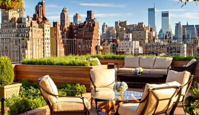 $169 - The Surrey: NYC Spa Day w/Rooftop Views & Wine, Save 50%
