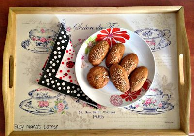 Busy mama's recipe: Νηστίσιμα κουλουράκια πορτοκαλιού της γιαγιάς