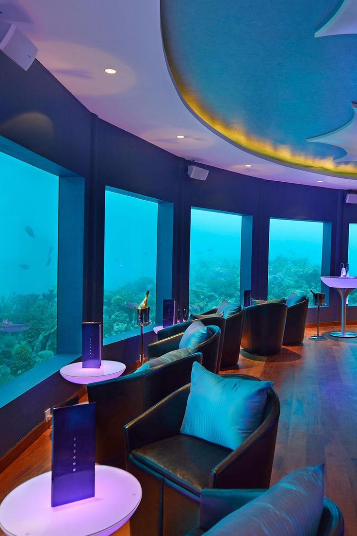 Niyama is home to the world's first underwater nightclub, Subsix. PER AQUUM Niyama (Maldives) - Jetsetter