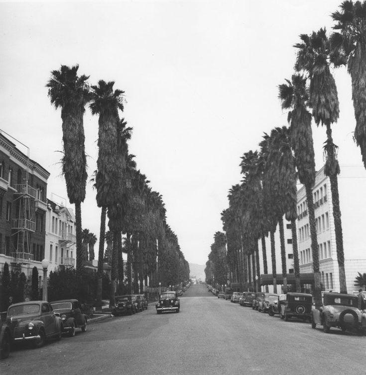 9 Fotos von Ansel Adams aus den 1940er Jahren in Los Angeles