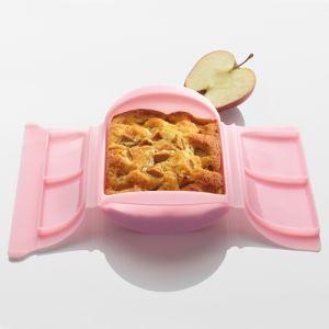 Tarta de manzana Lékué