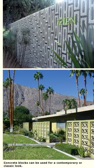 cement pattern blocks, eichler. Repinned by Secret Design Studio, Melbourne. www.secretdesignstudio.com