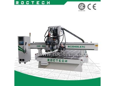Woodworking Machinery 2000x4000x200mm  cnc router machine price in india  cnc drilling machine price  http://www.roc-tech.com/product/product73.html