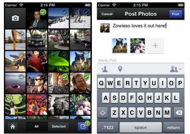 Facebook Camera: l'acquisizione di Instagram dà i primi frutti?