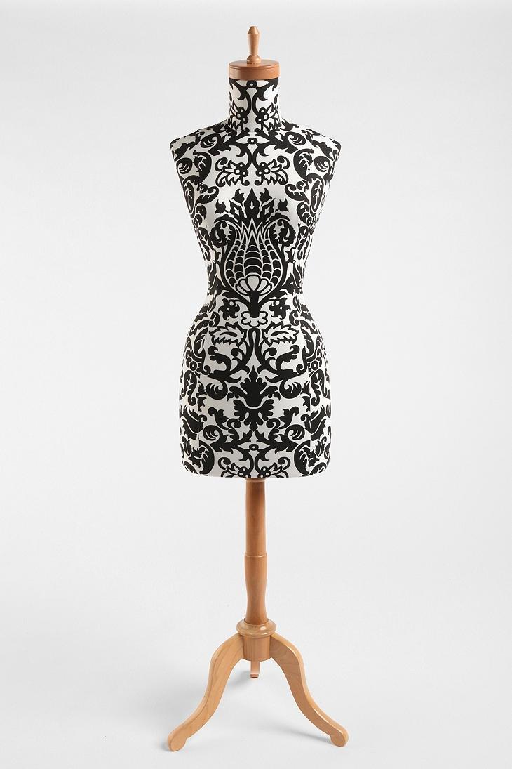 345 best Dress forms images on Pinterest   Dress form, Paper ...