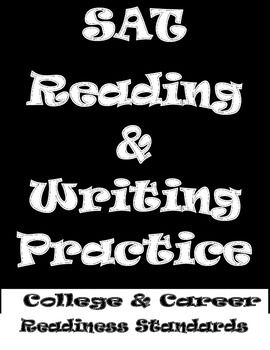 sat writing practice Take a free, practice sat exam now this is a simulation of the brand new sat exam 100% free and no registration required.