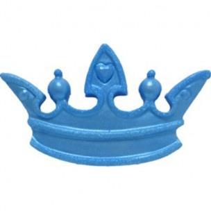 Maak gemakkelijk je eigen kroon met deze siliconen mold. Maak je eigen koningendag of sprookjes taart!