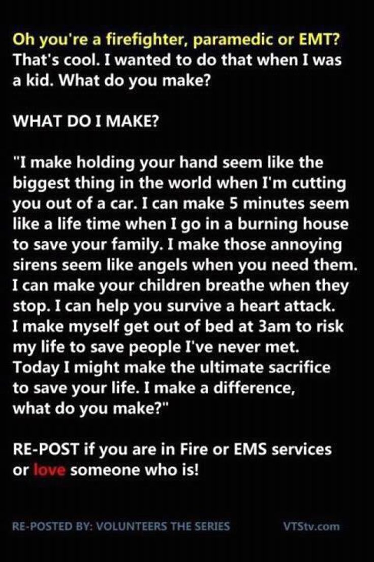 I second this ---> Inspiring ~ Firefighters, paramedics, EMTs, and other first responders make all the difference when it comes to a crisis, whether small or large. For the firefighters like the ones in Colorado and Texas who recently lost their lives, and for those who do what they love every day when they clock in, here's to you.