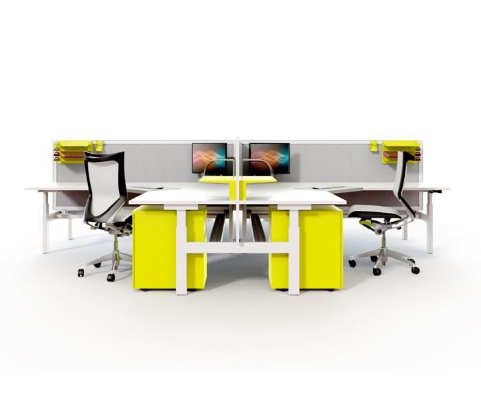 Interchange | UCI Workstation and desk system. Australian designed and manufactured. GECA Certified. uci.com.au
