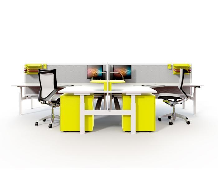 Interchange | UCI Workstation and desk system. Australian designed and manufactured. GECA Certified. uci.com.au