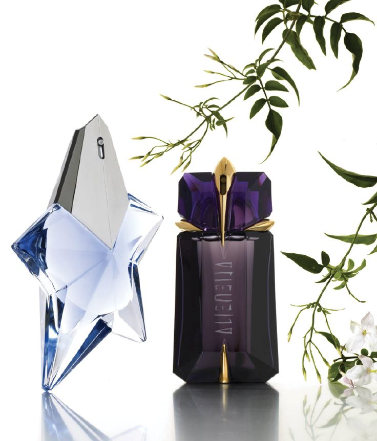Spring is in the air: Angel and Alien by Thierry Mugler