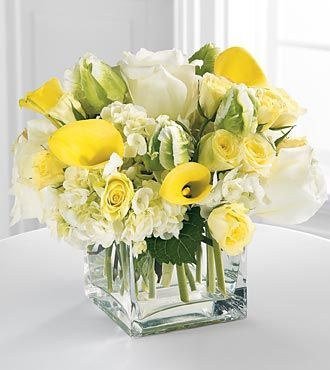 Wishes and Blessings Flower Arrangement,