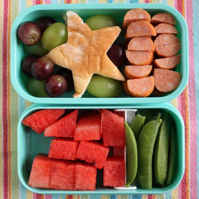 10 easy healthy lunchbox ideas hot dogs bento and. Black Bedroom Furniture Sets. Home Design Ideas