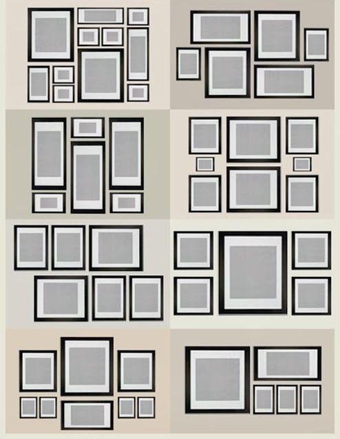 como decorar paredes con fotos 2