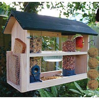 Coopers of Stortford Bird Feeding Station