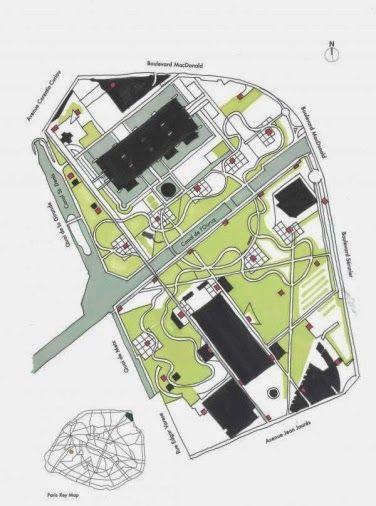 Parc De La Villette (PARIS, 1982/1998) ~ Manual do Arquiteto