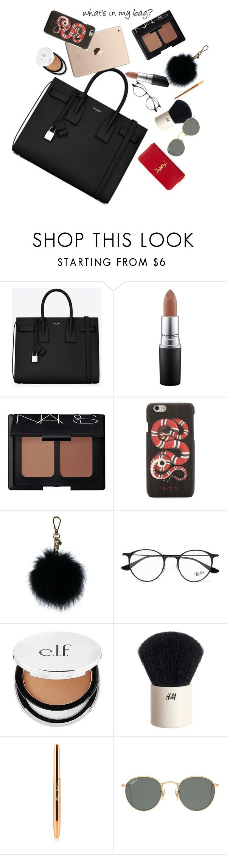 Whats in my bag? | Mac cosmetics, My bags, Bags