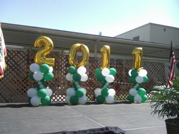 17 best graduation party ideas 2015 on pinterest for 8th grade graduation decoration ideas