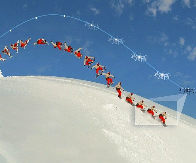 HEXO+: Your Autonomous Camera Drone (VIDEO)