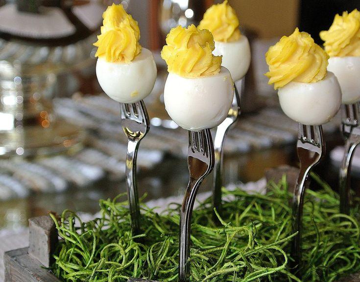 Presvedčte sa na vlastné oči, aké krásne, originálne a chutné kreácie môžete pre vašich hostí vykúzliť z obyčajných vajec.