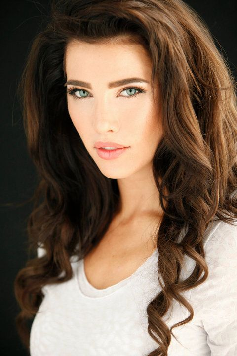 Jacqueline MacInnes Wood....Most famously known for her role in The Bold and the Beautiful as Steffy Forrester. :) <3